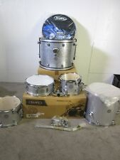 Mapex Horizon HX Series 5 Pc Kit Crystal Sparkle Basswood Shells 22/16/12/10/14""