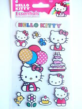 Sandylion Dimensional Stickers - Hello Kitty