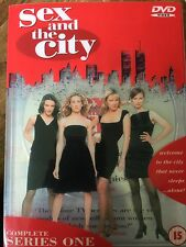 Sarah Jessica Parker Kim Cattrall SEX & THE CITY SAISON 1 ~ HBO Série RU DVD
