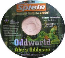 Oddworld - Abe´s Oddysee deutsche PC Version genialer Spielspass