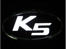 Front Rear Hood Trunk K5 Logo 2Way LED Emblem Badge For 11~2013 Kia Optima K5