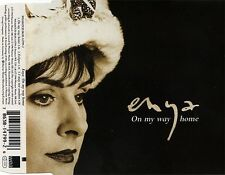Enya CD Single On My Way Home - Europe (EX+/M)