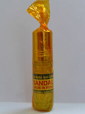 Sri Sai Baba Nag Champa Natural Concentrated Roll-on Perfume Oil 3ml Sandal