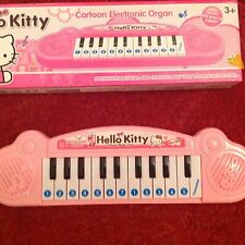 BNIB HELLO KITTY KEYBOARD PIANO IDEAL XMAS GIFT