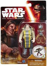 "Star Wars The Force Awakens 3.75"" UNKAR PLUTT MOC Hard To Find"