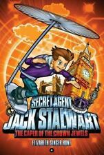 Secret Agent Jack Stalwart: Book 4: The Caper of the Crown Jewels: Eng-ExLibrary
