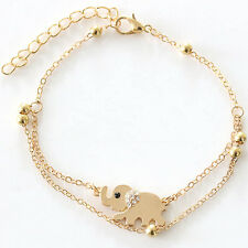 Elephant Women Ankle Chain Anklet Bracelet Foot Sandal Barefoot Beach