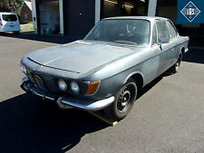 BMW: 2000 C Coupe