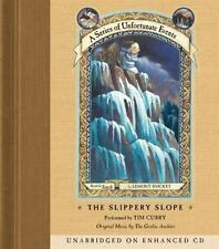 The Slippery Slope  A Series of Unfortunate Events, Book 10  2003 b - Ex-library