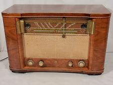 Philips BX700A First radio with FM from Philips Up to 108Mhz and 15 tubes !!!
