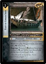 LOTR TCG T&D Treachery & Deceit Fleet Of Corsair Ships 18R66