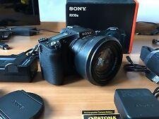 Sony RX10II - DSC RX10m2 Rx 10 2 fotocamera videocamera digitale come nuova
