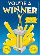 YOU'RE A WINNER! (9781452114361) - CHRONICLE BOOKS (PAPERBACK) NEW