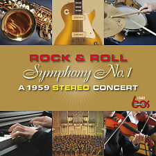New CD Rock & Roll Symphony No. 1 A 1959 Stereo Concert 101 Strings Enoch Light