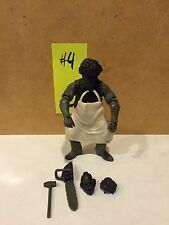 MEZCO CINEMA OF FEAR TEXAS CHAINSAW MASSACRE LEATHERFACE 3.75 INCH PROTOTYPE 4A