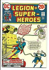 LEGION OF SUPER-HEROES # 3 (APR-MAY 1973), VF-