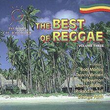 The Best Of Reggae, Vol. 3 Audio CD New