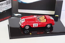 HOT WHEELS ELITE FERRARI 166 MM #22 1/43