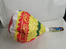 "Vintage 17"" HOT AIR BALLOON Inflatable Blow Up Decoration T22"
