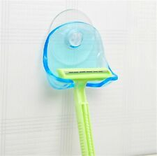 Clear Transparent Wall Hooks Hanger Kitchen Bathroom Suction Cup Sucker Tools Y