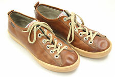 CAMPER shoes sz.7.5 Europe.40 brown  leather. S6187