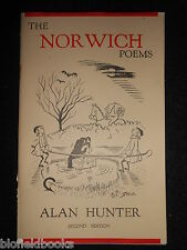 The Norwich Poems - Alan Hunter (George Gently Crime Author) 1946 Norfolk/Poetry