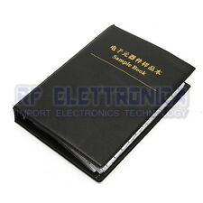 0805 SMD Chip Capacitor Sample Book 92 Values 0.5pF~10uF Assortment Kit