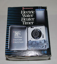 Electric Water Heater Timer Intermatic Home Energy Saver Tl11 Efficient Hot NOS