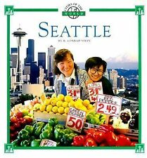 Seattle (Cities of the World (Childrens Press Paperback)), Stein, R. Conrad, Goo