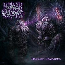 HUMAN WASTE - HARVEST REMNATS - CD - DEATH METAL