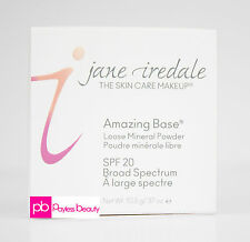 Jane Iredale Amazing Base Loose Mineral Powder SPF 20 - Radiant - NEW
