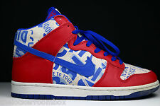 Neu Rare Nike Air SAMPLE Dunk Vandal Air Force US9 Vintage PE RARE JORDAN Airmax