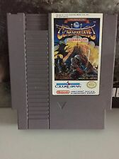 THE MAGIC OF SCHEHERAZADE NINTENDO NES