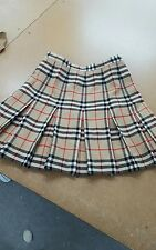 Vintage burberry tennis skirt