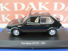 Die cast 1/43 Fiat Ritmo 125 TC 1981 by Norev
