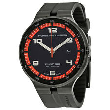 Porsche Design Flat Six Automatic Mens Sports Watch 6350.43.44.1254