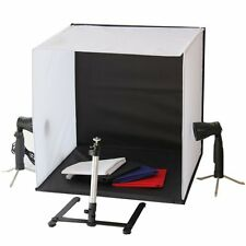 Mini portable Kit d'éclairage studio photo (Cube / Tent) led