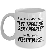 Funny Social Writer Coffee Mug, Gift for Writers and Authors