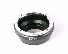 CANON EOS Mount Lens to Fuji Fujifilm X-Pro1 X Adapter Ring, FX    - AUSPOST