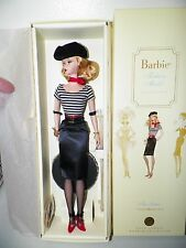BARBIE FASHION MODEL THE ARTIST SILKSTONE GOLD LABEL LTD ED 7000 NIB 2008