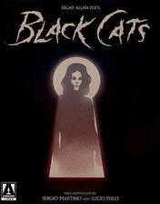 EDGAR ALLAN POE'S BLACK CATS DVD/BLU-RAY BOX SET LIMITED TO 3000! SEALED NEW!