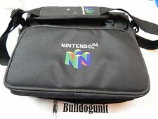 Official N64 System Carrying Case Nintendo 64 Bag Travel