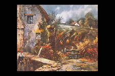 358016 The Old Mill John Constable A4 Photo Print