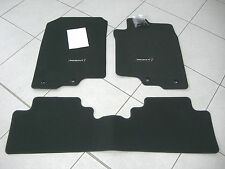 Genuine Honda Insight Accessory Carpet Mat Set, Black, 2009 onwards