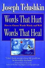 Words That Hurt, Words That Heal: How to Choose Words Wisely and Well-ExLibrary