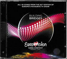 Eurovision Song Contest, Vienna 2015 / 2-CD / NEU+UNGESPIELT-MINT!