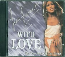 Tina Turner – With Love The Very Best Of Cd Eccellente