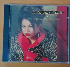 Angela Bofill - I Wanna Love Somebody (1993)