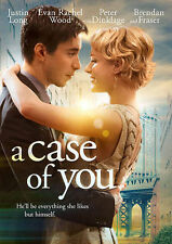 A Case of You,Very Good DVD, Sam Rockwell, Brendan Fraser, Vince Vaughn, Evan Ra