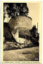 CP 02 AISNE - Marle - La Tour - Dernier vestige des fortifications